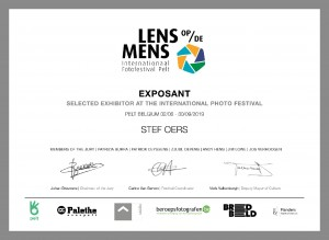 Selected Photographer for the Intl Photo Festival 2019 (Overpelt)